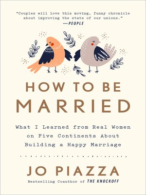 cover image of How to Be Married