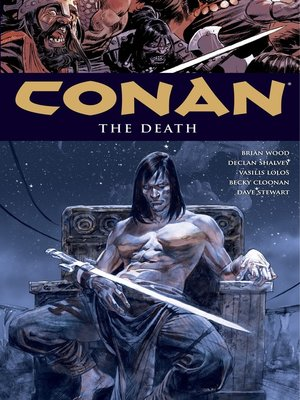 cover image of Conan, Volume 14