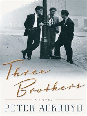 cover image of Three Brothers