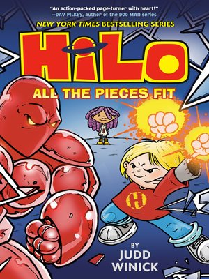 cover image of Hilo Book 6