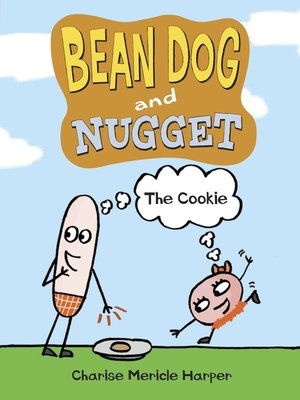 cover image of The Cookie
