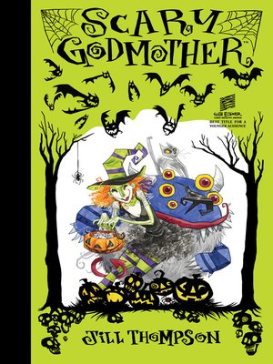 cover image of Scary Godmother Omnibus