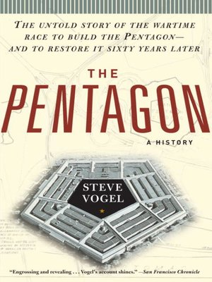 cover image of The Pentagon