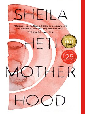 cover image of Motherhood