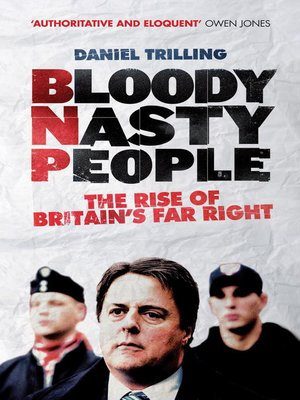 cover image of Bloody Nasty People