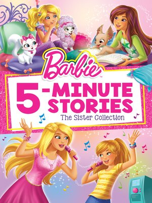 cover image of Barbie 5-Minute Stories