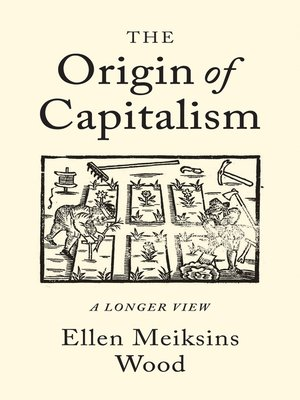 cover image of The Origin of Capitalism