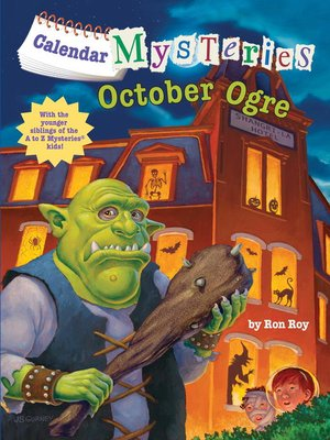 cover image of October Ogre