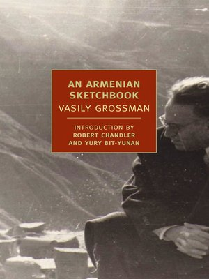 cover image of An Armenian Sketchbook