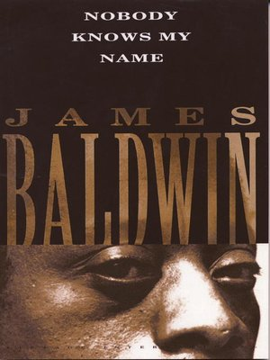 cover image of Nobody Knows My Name