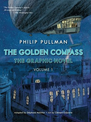 cover image of The Golden Compass Graphic Novel, Volume 1