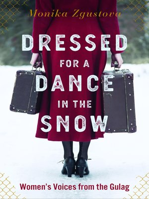 cover image of Dressed for a Dance in the Snow