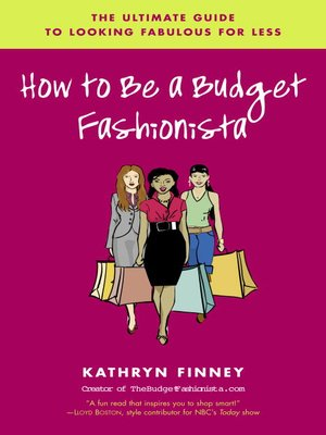 cover image of How to Be a Budget Fashionista