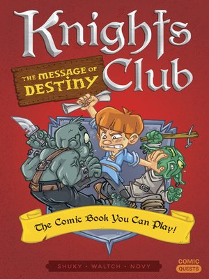 cover image of Knights Club