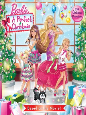 cover image of A Perfect Christmas Pictureback (Barbie)