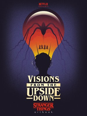 cover image of Visions from the Upside Down