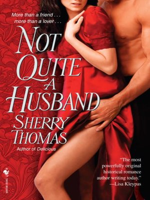 cover image of Not Quite a Husband
