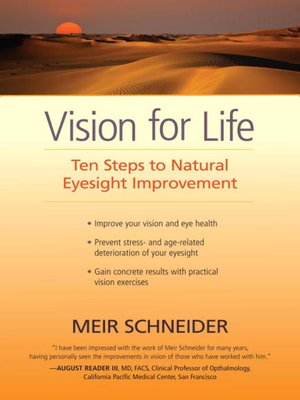 cover image of Vision for Life