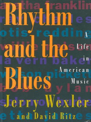 cover image of Rhythm and the Blues