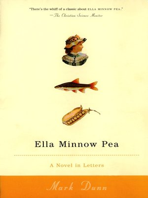 cover image of Ella Minnow Pea