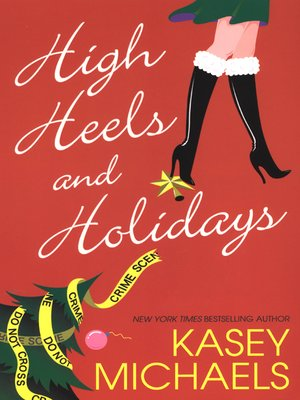 cover image of High Heels and Holidays