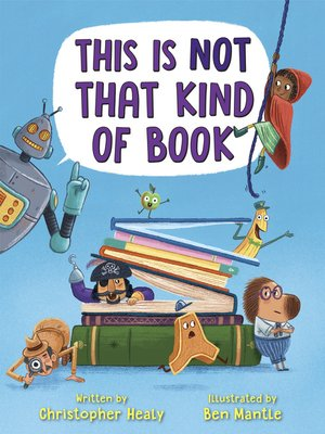 cover image of This Is Not That Kind of Book