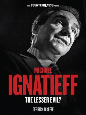 cover image of Michael Ignatieff