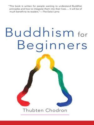 buddhism for beginners thubten chodron pdf
