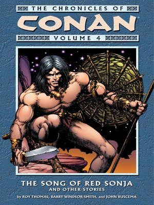 cover image of Chronicles of Conan, Volume 4