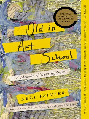 cover image of Old In Art School