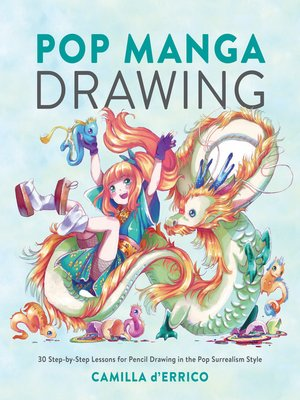 cover image of Pop Manga Drawing