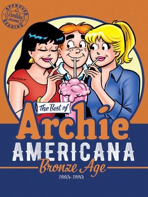 cover image of The Best of Archie Americana Volume 3