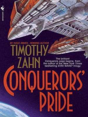 cover image of Conquerors' Pride