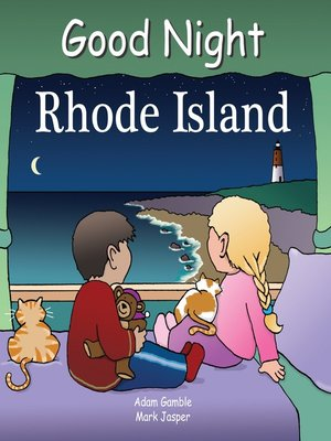 cover image of Good Night Rhode Island