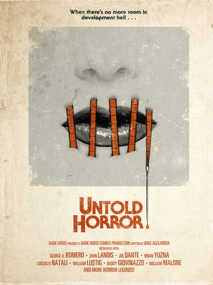 cover image of Untold Horror