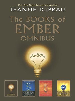 cover image of The Books of Ember Omnibus