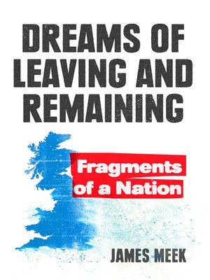 cover image of Dreams of Leaving and Remaining