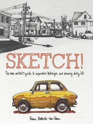cover image of Sketch!