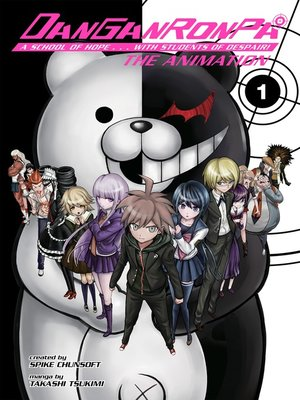 cover image of Danganronpa: The Animation, Volume 1