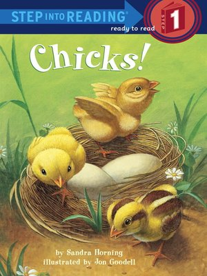 cover image of Chicks!