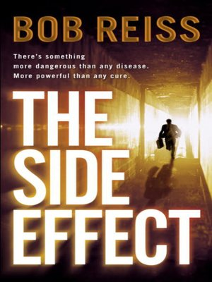cover image of The Side Effect