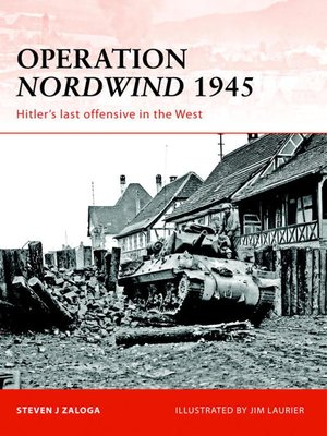 cover image of Operation Nordwind 1945