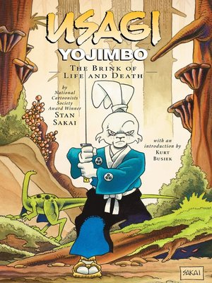cover image of Usagi Yojimbo (1987), Volume 10