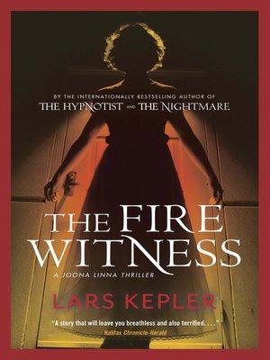 the hypnotist lars kepler epub books
