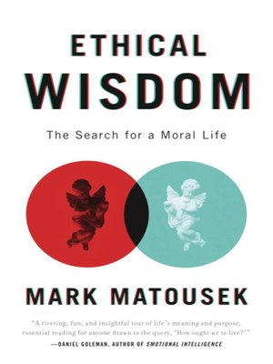 cover image of Ethical Wisdom