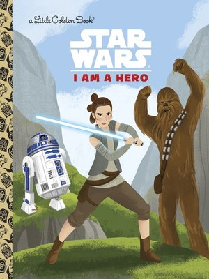 cover image of I Am a Hero (Star Wars)