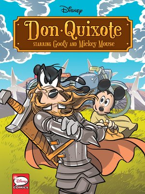 cover image of Disney Don Quixote