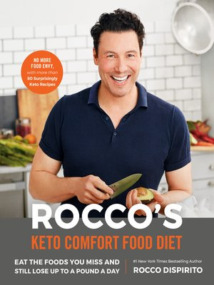 cover image of Rocco's Keto Comfort Food Diet