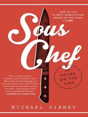 cover image of Sous Chef