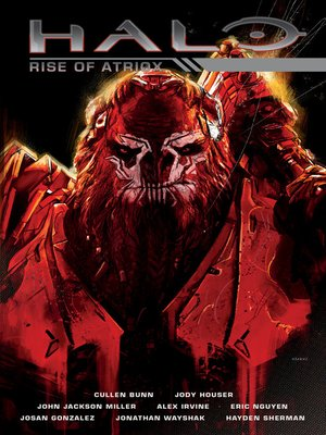 cover image of Halo: Rise of Atriox